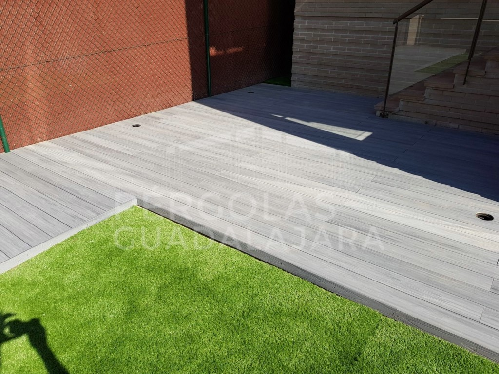 Suelo madera exterior barato great finest suelo madera exterior barato top sobre pisos para - Suelo madera exterior barato ...